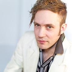 Johannes Kreidler fot. E. Kochte